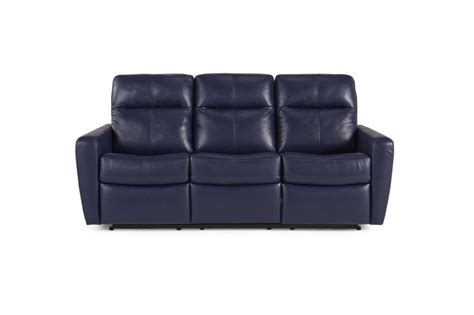Palliser Leather Sofas by Palliser Leather Power Recliner Headrest Sofa