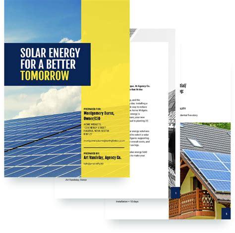templates buisness card solar solar template free sle