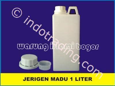 Dijamin Lem Uhu Cair jual jerigen 1 liter hdpe harga murah bogor oleh ud warung islami