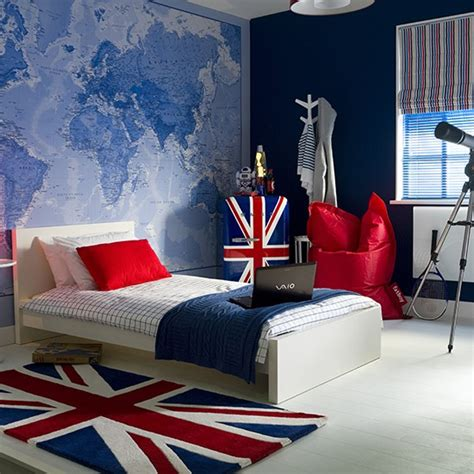 bedroom teens room travel themed teen boys room dcor teenager s bedroom with global theme teenage boy s