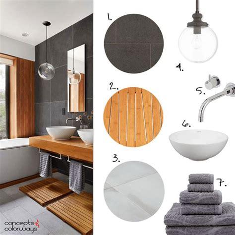 interior design bathroom concept board 162 best interior design get the look images on