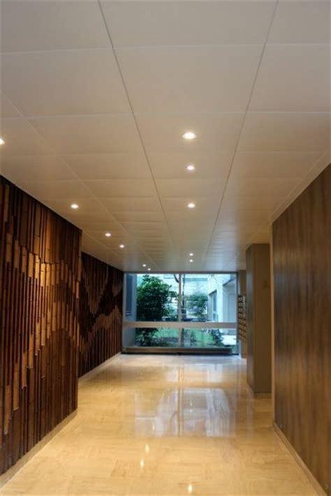 Luxalon Faux Plafond by Architecture Int 233 Rieur D Immeuble