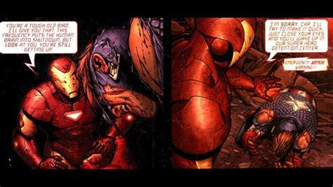566 Iron 2610 Vs Captain America best comics wallpaper marvel civil war 588193 comics