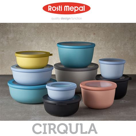 rosti mepal multi bowl cirqula set small 3pcs mepal shop