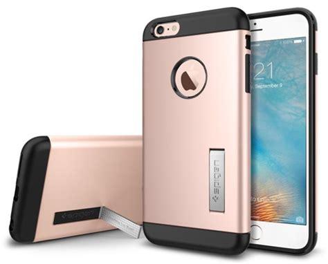 Hardcase Spigen Stand Iphone 6 6s best spigen cases for iphone 6s gold holycool net