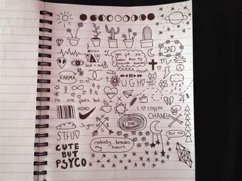doodle notebook ideas 119 best images about on grande
