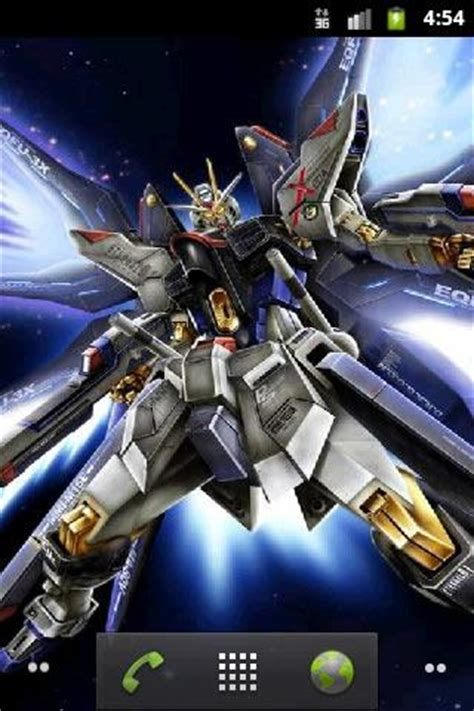 wallpaper android gundam gundam seed live wallpaper android informer download