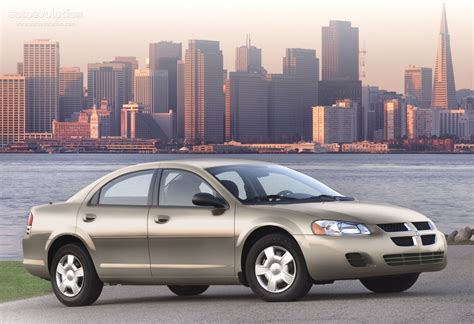how to learn everything about cars 2005 dodge stratus navigation system dodge stratus specs 2001 2002 2003 2004 2005 autoevolution