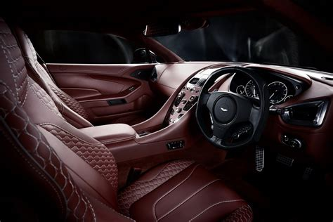 New Aston Martin Vanquish Pictures And Details Autotribute