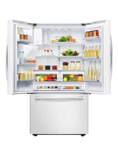 samsung 28 07 cu ft door refrigerator in white
