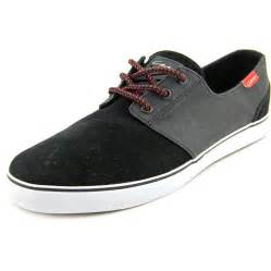 circa skate shoes circa circa crip textile black skate shoe athletic