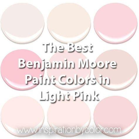 light pink wall paint benjamin paint colors in light pink the best