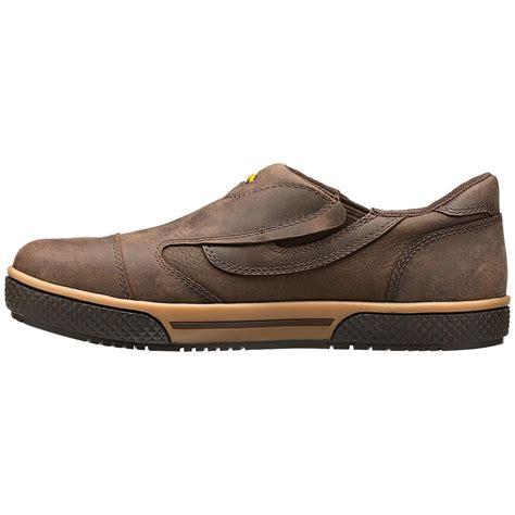 keen safety shoes keen destin steel toe static dissipative slip on k1012774