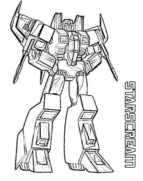 transformer truck coloring page starscream transformers coloring page transformer
