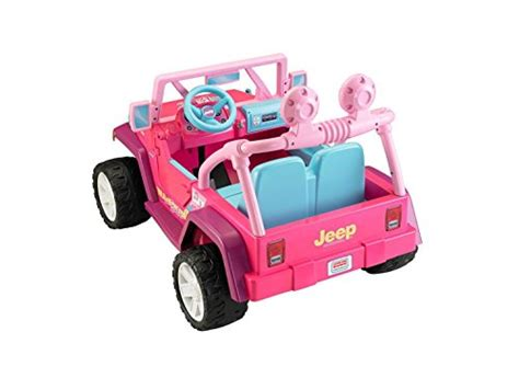 Power Wheels Jammin Jeep Wrangler Power Wheels Jammin Jeep Wrangler Pink New Ebay