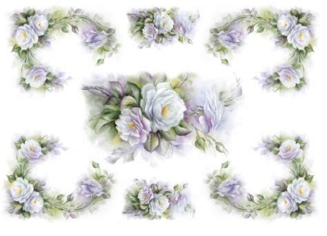 fiori decoupage carta decoupage fiori szukaj w flowers kwiaty