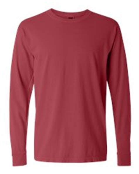 gildan comfort colors gildan comfort colors long sleeve t shirt 6014 missouri
