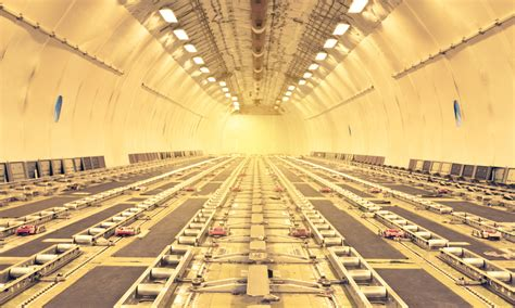 never underestimate the bandwidth of next day air freight beyondrecognition