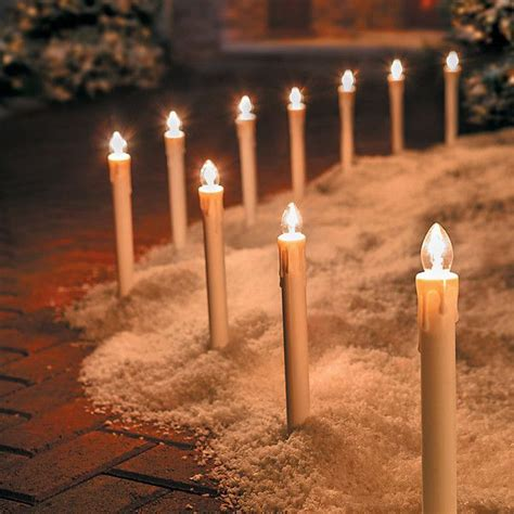 pathway christmas yard candles best 25 pathway lights ideas on lights display outdoor