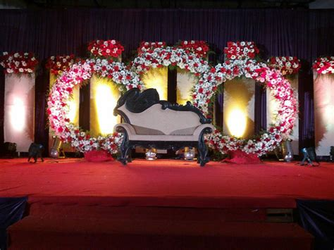 noria bridal stage decoration puthencavu chengannur
