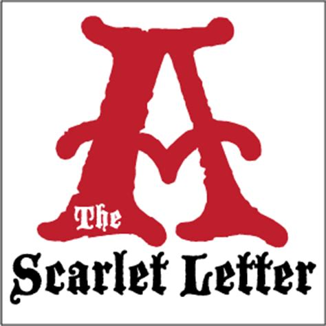 Scarlet Letter groupthink rescue the scarlet letter and the schemes of