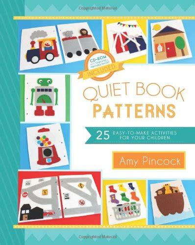 religious quiet book pattern quiet books