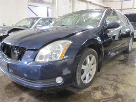 Nissan Maxima 2004 Parts by Parting Out 2004 Nissan Maxima Stock 120404 Tom S