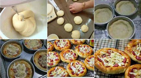 resep membuat pizza ncc resep boenda nur inilah resep membuat roti pizza mini