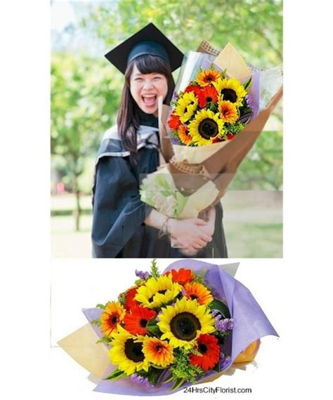 Graduation Flowers by Graduation Flowers