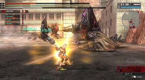 Sale Ps4 God Eater2 Ori god eater resurrection predator style demo trailer handheld players