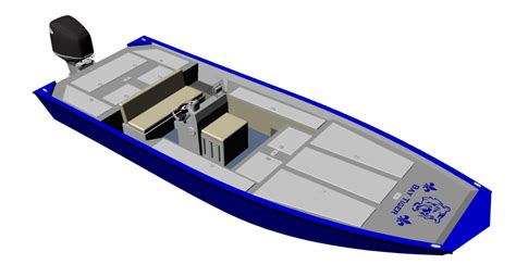 aluminum bass boat construction new aluminum bay boat plans with many of the comforts of a