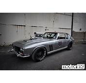 Exclusive Drive Jensen Interceptor FF Silver