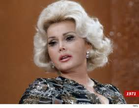 za za gabor zsa zsa gabor rushed to er the day after 99th