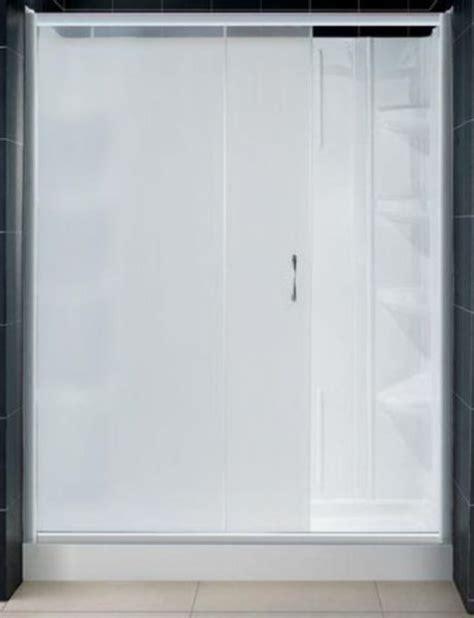 Dreamline Infinity Shower Door Dreamline Dl 6106c 04fr Infinity Shower Door With Frosted