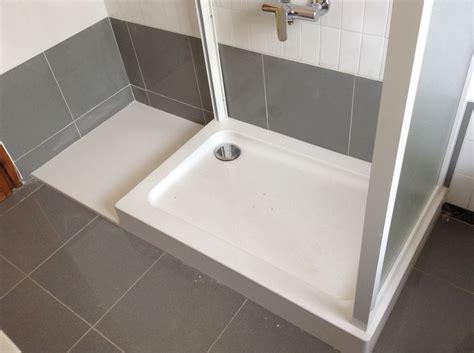 piatto doccia piccolo installare un piatto doccia impianto idraulico come