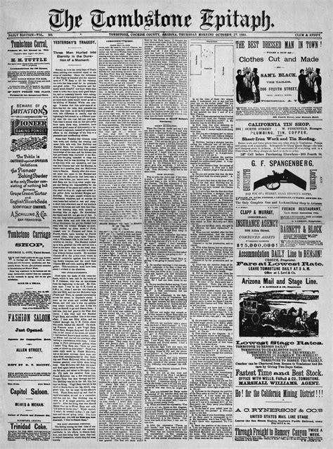 Wonderful Olden Times Newspaper Template Photos Exles Olden Times Newspaper Template