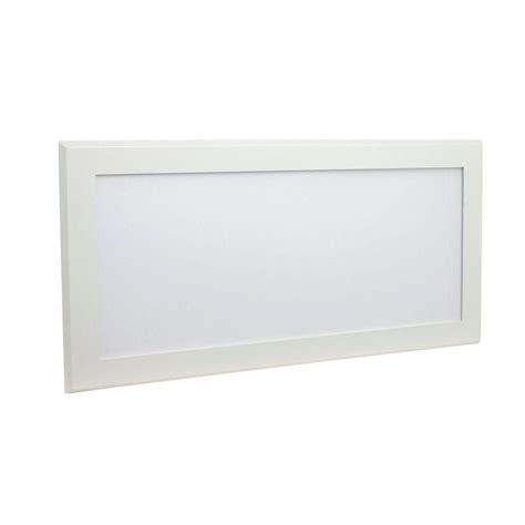 pixi led flat light pixi 1 ft x 2 ft white integrated led flat light surface