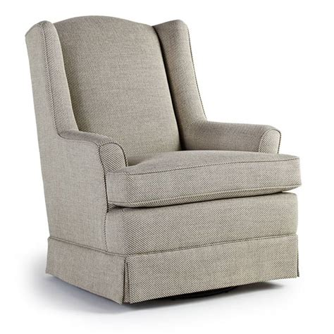 Chairs Swivel Glide Natasha Best Home Furnishings Best Chair Company Swivel Rocker