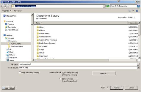 microsoft visio for windows 7 windows 7 changing microsoft visio default export path