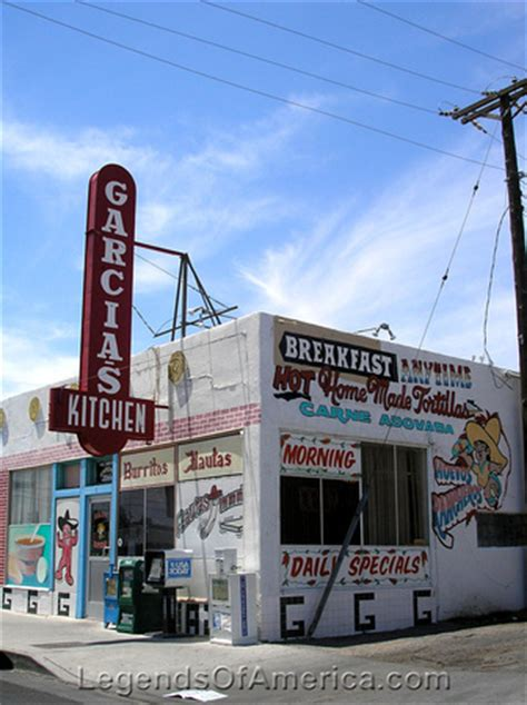Garcias Kitchen Albuquerque legends of america photo prints new mexico route 66