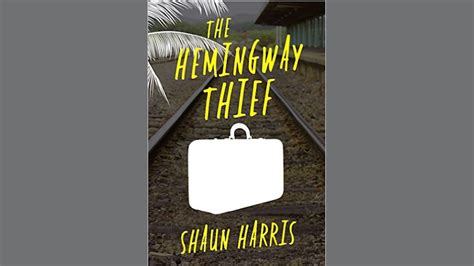 Book Review Youll Never Nanny In This Town Again By Suzanne Hansen by Book Review The Hemingway Thief Terry Ambrose