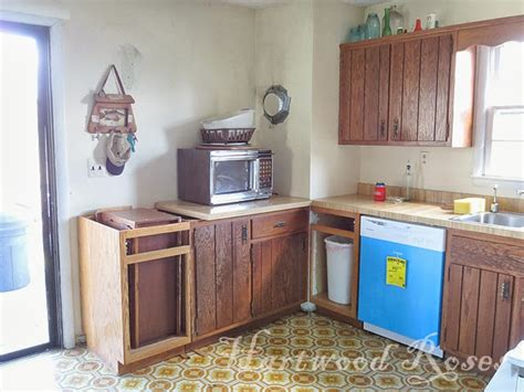 transforming kitchen cabinets hartwood roses transforming kitchen cabinets with chalk paint