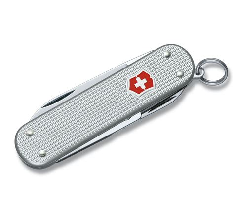 Swiss Army 26 victorinox classic alox in silver 0 6221 26