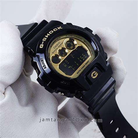 Jam Tangan Merk Dw Ori Bm harga sarap jam tangan g shock dw6900cb 1 black gold ori bm