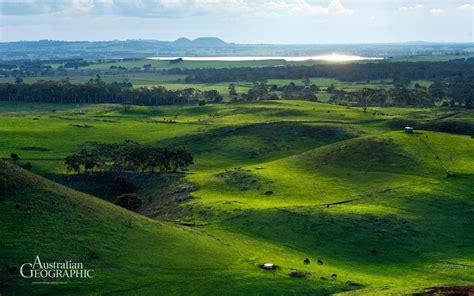green wallpaper australia wallpaper view from mt porndon victoria australian