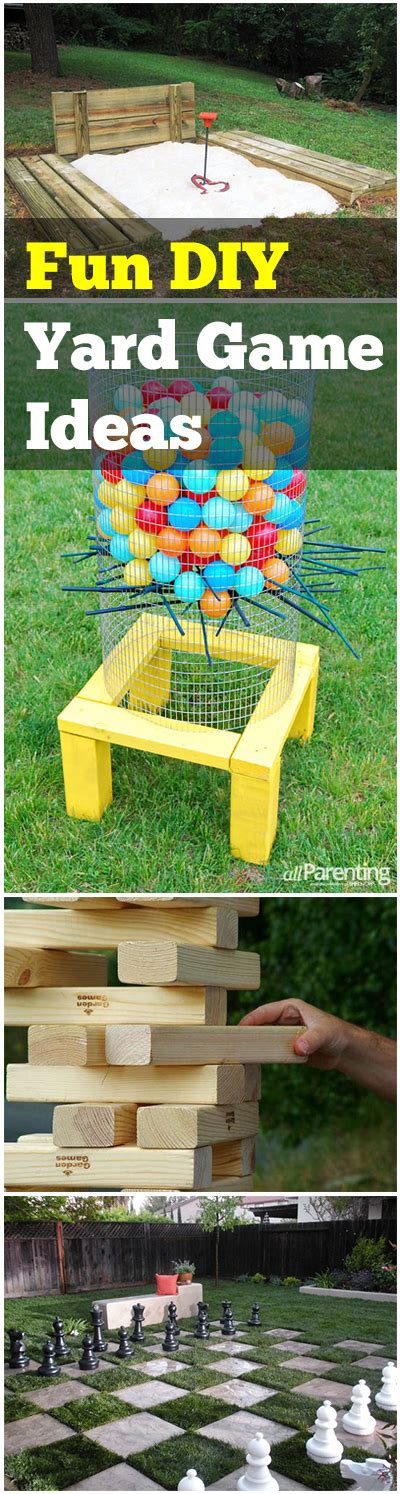 games to play in the backyard 15 fun diy backyard games to play bless my weeds
