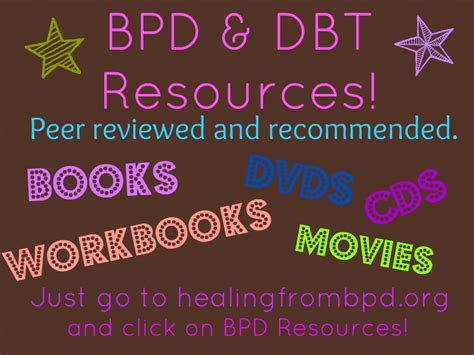 healing  bpd borderline personality disorder blog bpd resources