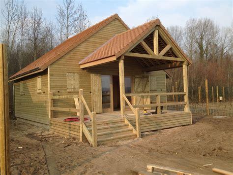maison a ossature bois en kit pas cher construire