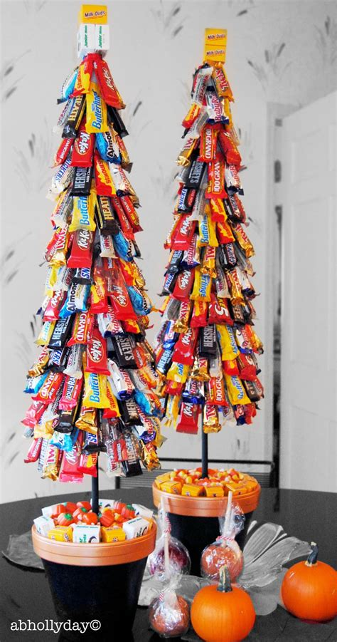 candy bar christmas tree images