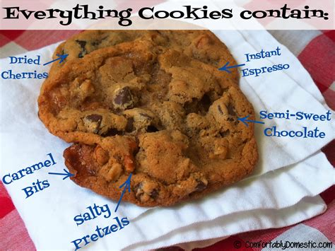Everything But The Kitchen Sink Cookies by Everything But The Kitchen Sink Cookies Comfortably